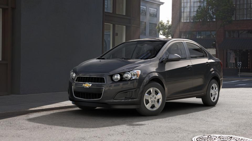 2014 Chevrolet Sonic Vehicle Photo in San Leandro, CA 94577