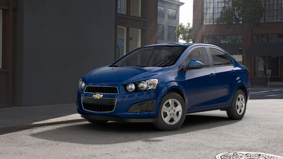 2014 Chevrolet Sonic Vehicle Photo in Moon Township, PA 15108