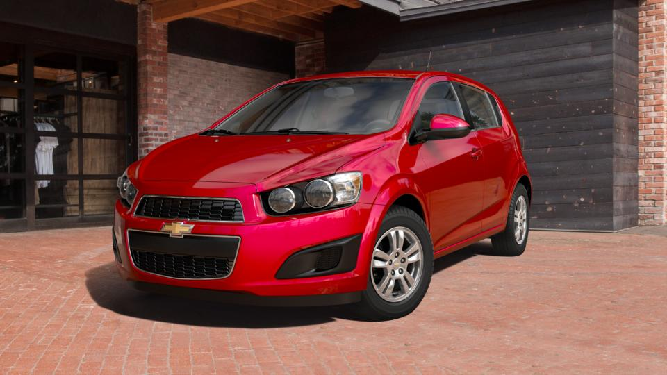 2014 Chevrolet Sonic Vehicle Photo in Brockton, MA 02301