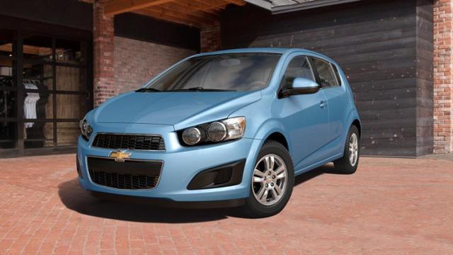 2014 Used Chevrolet Sonic Hatch LT Auto 4D Hatchback - Alcoa