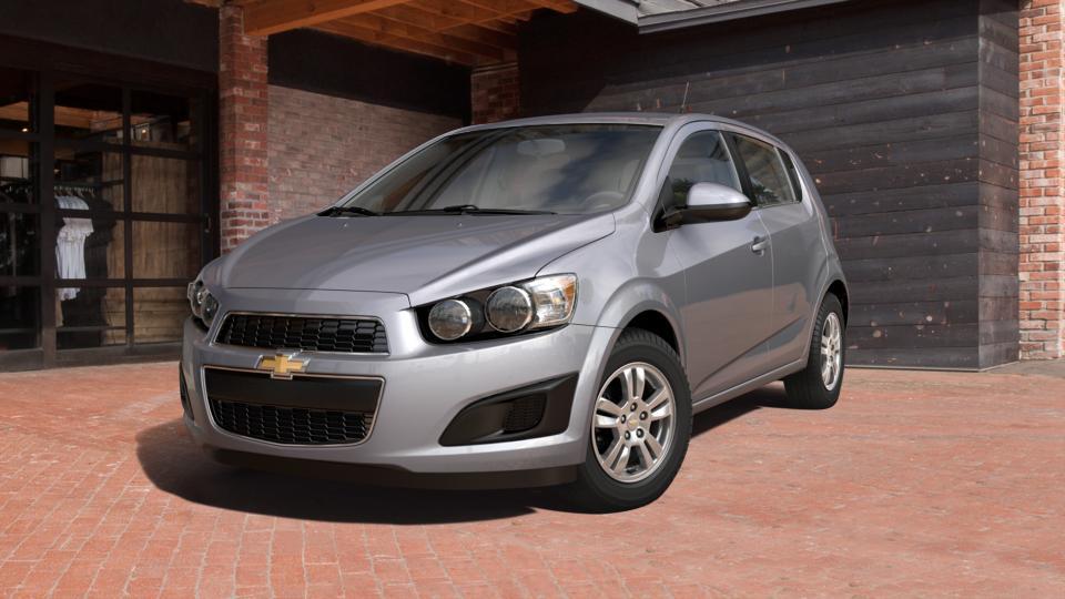2014 Chevrolet Sonic Vehicle Photo in San Antonio, TX 78254