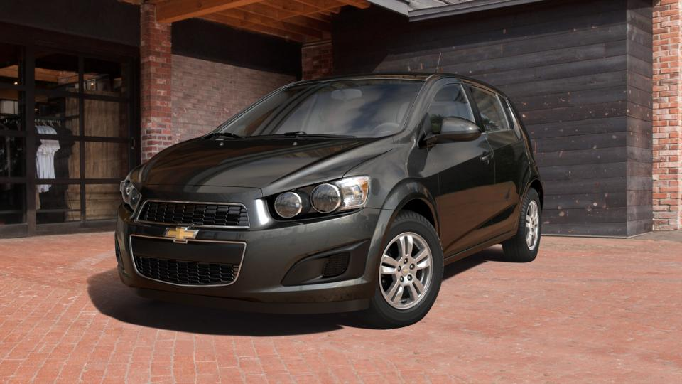 2014 Chevrolet Sonic Vehicle Photo in Freeland, MI 48623