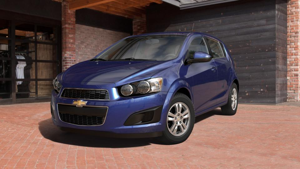 2014 Chevrolet Sonic Vehicle Photo in Colma, CA 94014