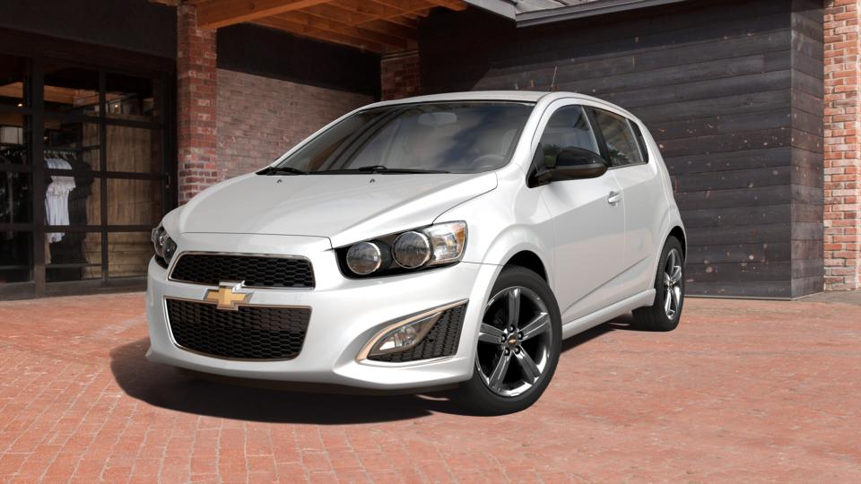 2014 Chevrolet Sonic Vehicle Photo in Macedon, NY 14502