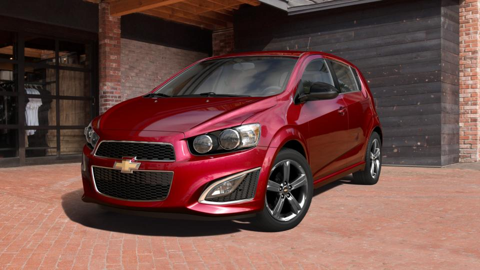 2014 Chevrolet Sonic Vehicle Photo in Akron, OH 44312