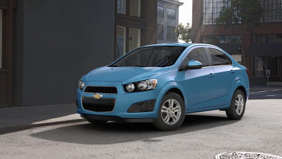 2014 Chevrolet Sonic Vehicle Photo in Massena, NY 13662