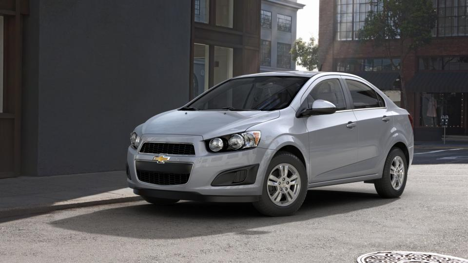 2014 Chevrolet Sonic Vehicle Photo in Gaffney, SC 29341