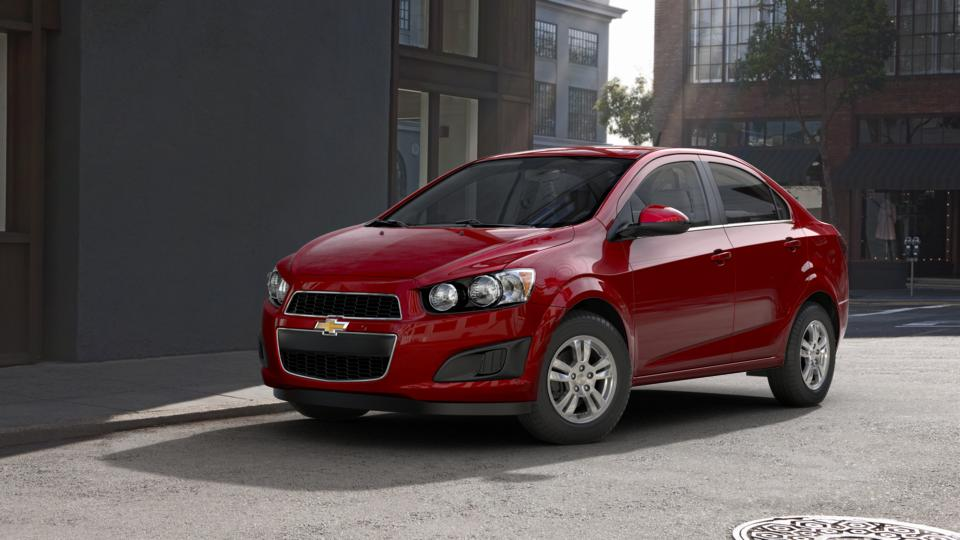 2014 Chevrolet Sonic Vehicle Photo in Vermilion, OH 44089