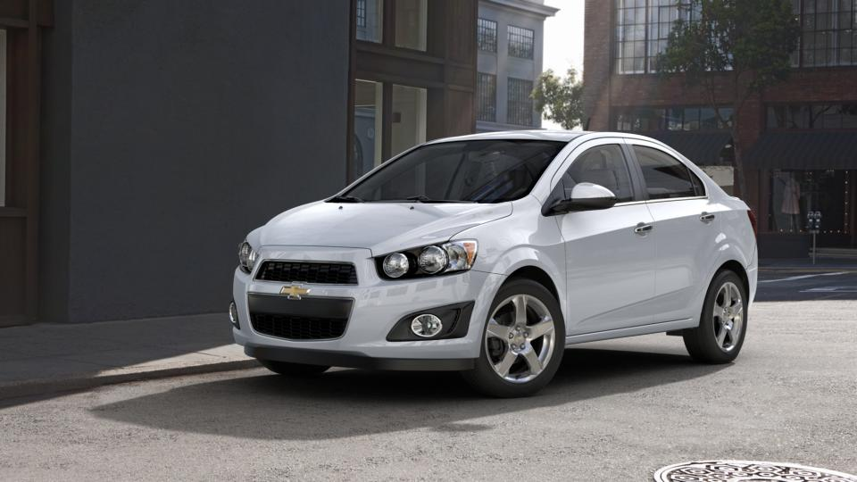 2014 Chevrolet Sonic Vehicle Photo in Odessa, TX 79762