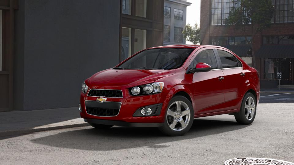 2014 Chevrolet Sonic Vehicle Photo in Lincoln, NE 68521