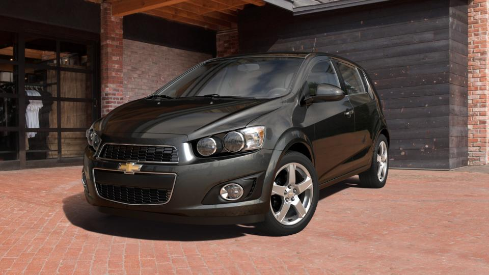 2014 Chevrolet Sonic Vehicle Photo in Albuquerque, NM 87114