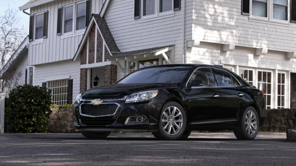 2014 Chevrolet Malibu Vehicle Photo in Spokane, WA 99207