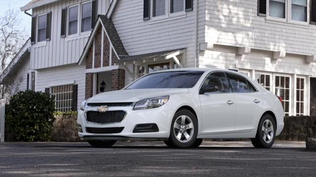 2014 Chevrolet Malibu Vehicle Photo In Cincinnati, OH 45249