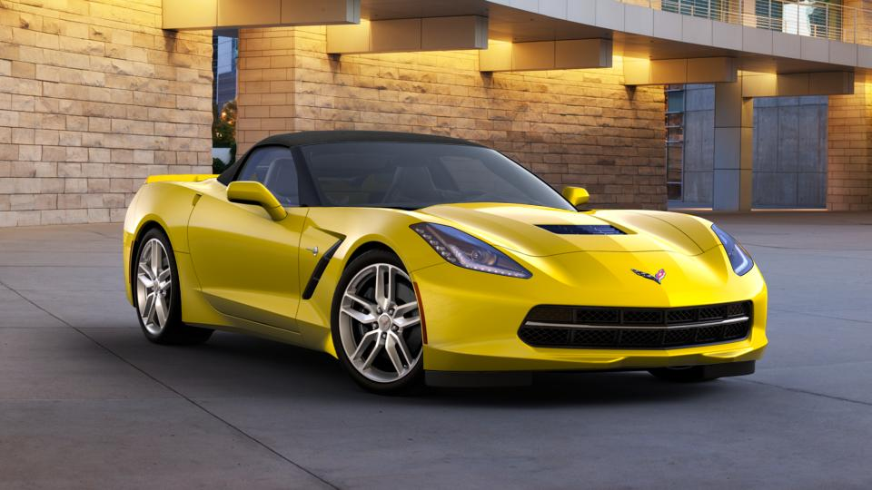 2014 Chevrolet Corvette Stingray Vehicle Photo in Bowie, MD 20716