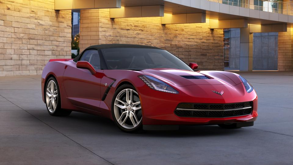 2014 Chevrolet Corvette Stingray Vehicle Photo in Honolulu, HI 96819