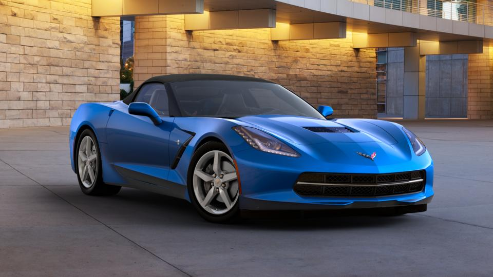 2014 Chevrolet Corvette Stingray Vehicle Photo in Warrensville Heights, OH 44128