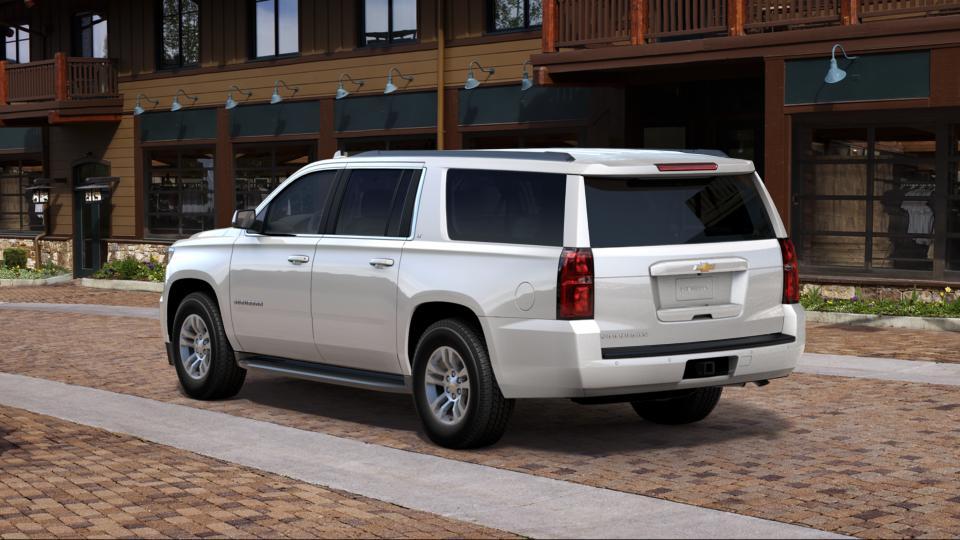2015 Chevrolet Suburban Vehicle Photo in Midland, TX 79703