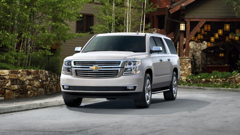 2015 Chevrolet Suburban Vehicle Photo in Fort Worth, TX 76116