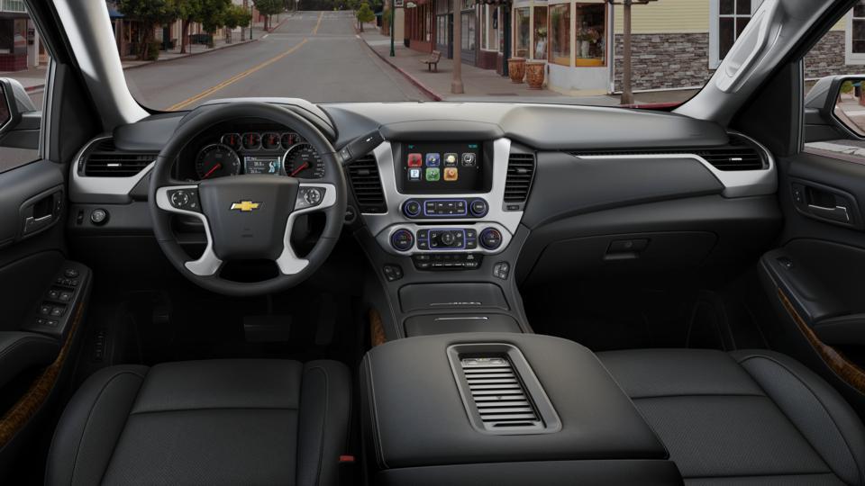2015 Chevrolet Tahoe 2wd Ltz Summit White 4d Sport Utility