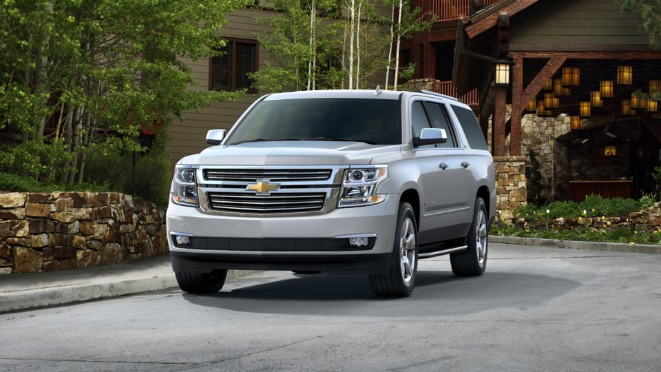 2015 Chevrolet Suburban Vehicle Photo in Manassas, VA 20109