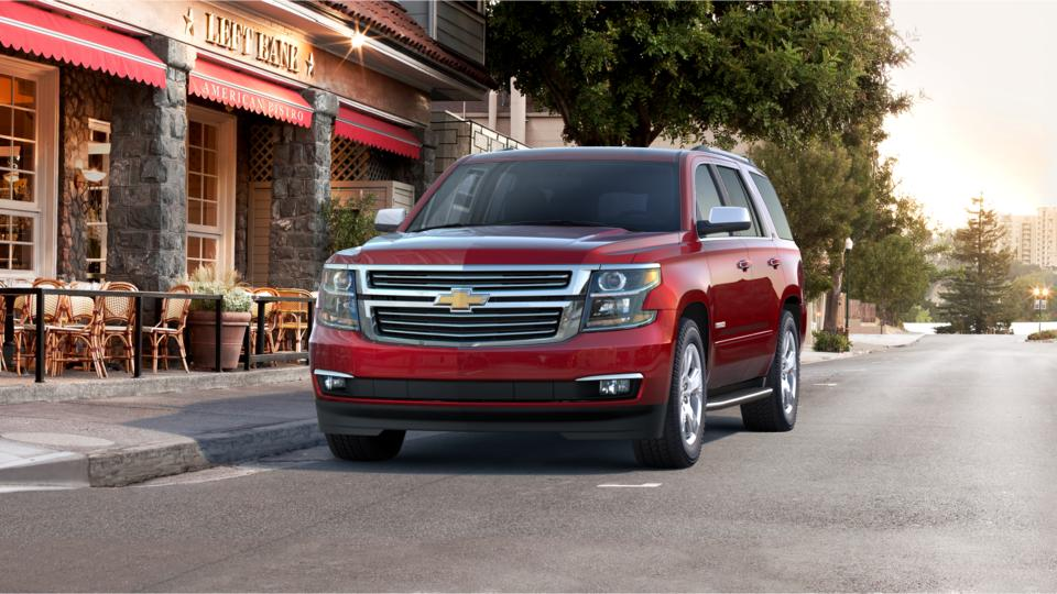 2015 Chevrolet Tahoe Vehicle Photo in Spokane, WA 99207