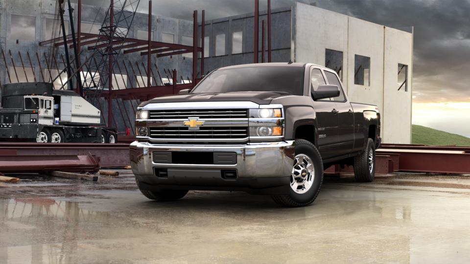 2015 Chevrolet Silverado 2500HD Vehicle Photo in Helena, MT 59601