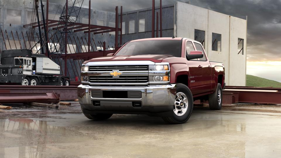 2015 Chevrolet Silverado 2500HD Vehicle Photo in Champlain, NY 12919