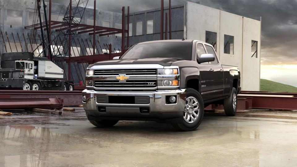 2015 Chevrolet Silverado 2500HD Vehicle Photo in Austin, TX 78759