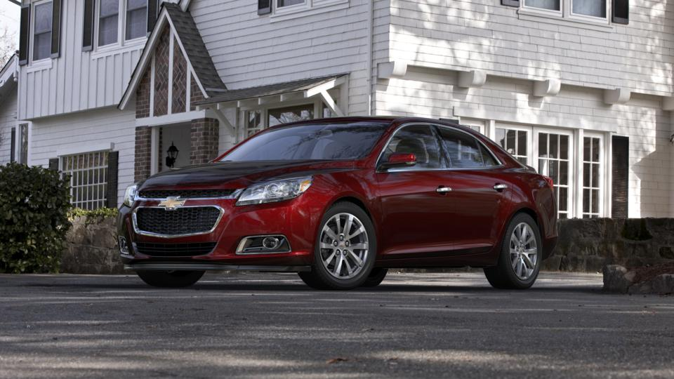 2015 Chevrolet Malibu Vehicle Photo in Tucson, AZ 85711