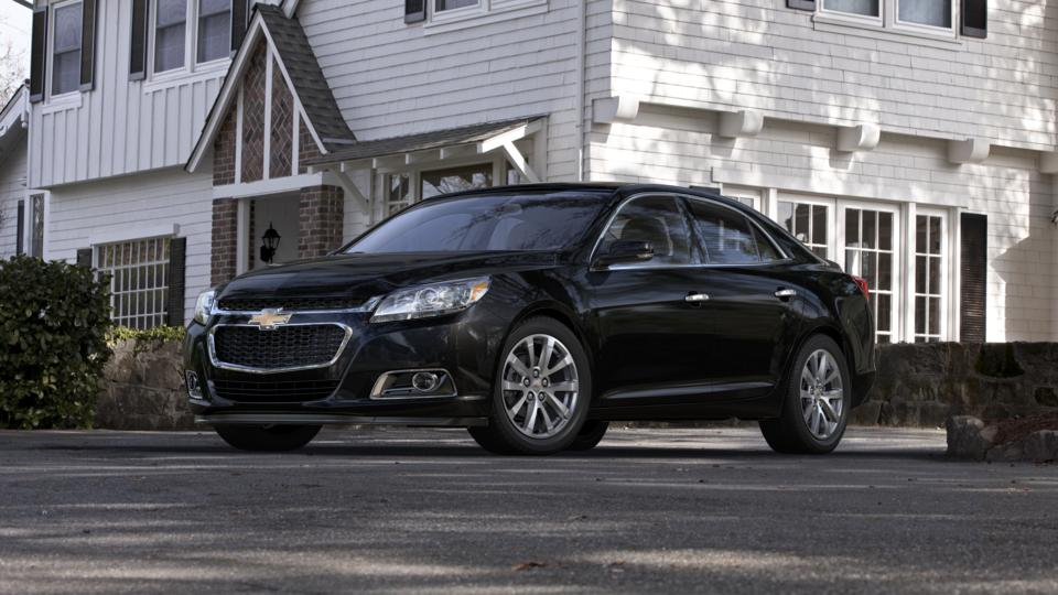 2015 Chevrolet Malibu Vehicle Photo in Poughkeepsie, NY 12601