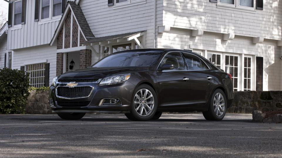2015 Chevrolet Malibu Vehicle Photo in Mount Horeb, WI 53572