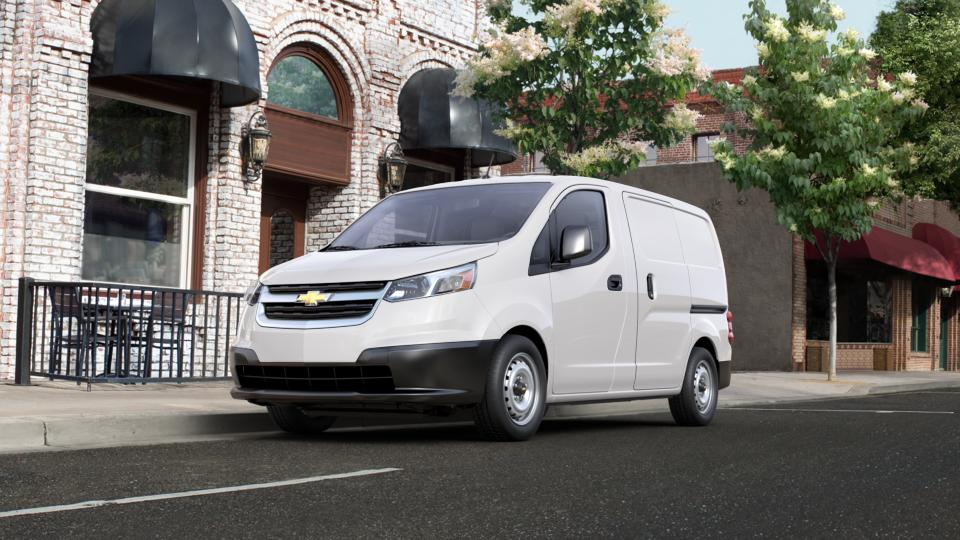 2015 Chevrolet City Express Cargo Van Vehicle Photo in Oakdale, CA 95361