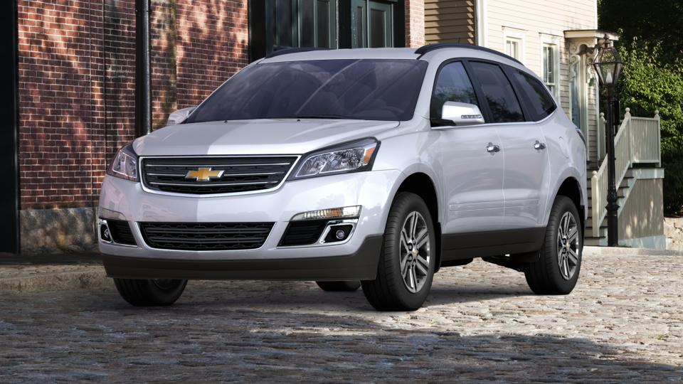 2015 Chevrolet Traverse Vehicle Photo in Akron, OH 44320