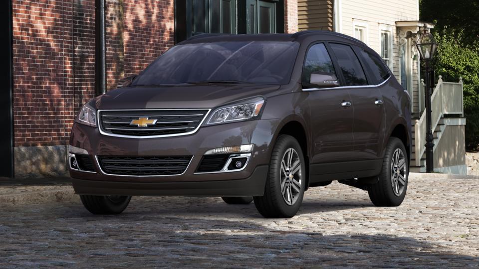 2015 Chevrolet Traverse Vehicle Photo in Cartersville, GA 30120