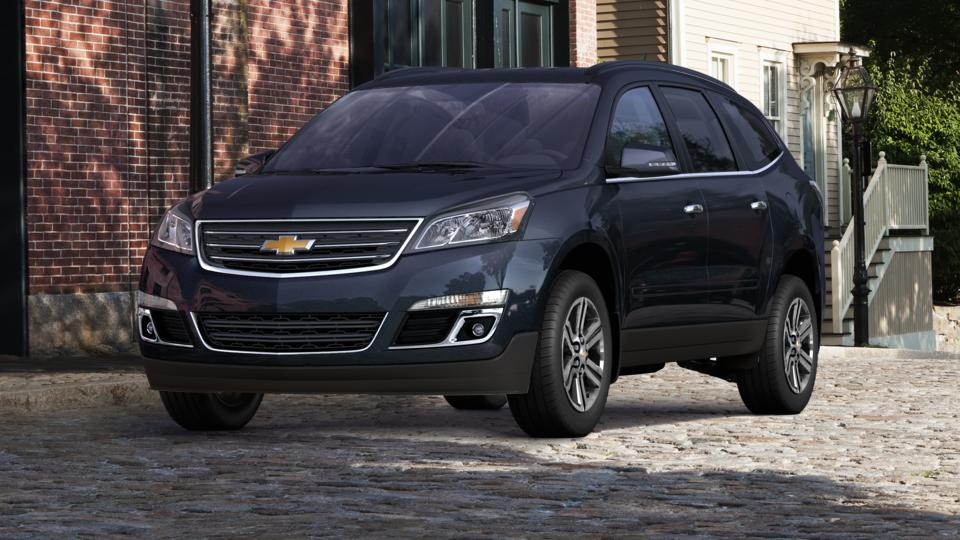 2015 Chevrolet Traverse Vehicle Photo in Maplewood, MN 55119