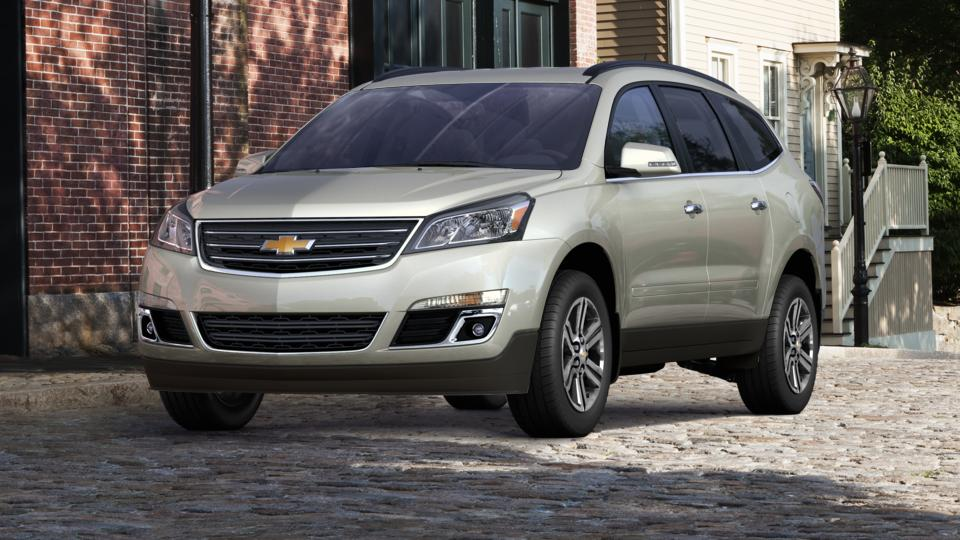 2015 Chevrolet Traverse Vehicle Photo in Spokane, WA 99207