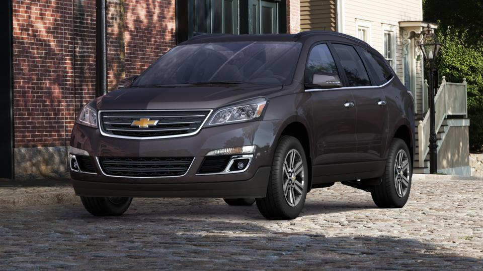 2015 Chevrolet Traverse Vehicle Photo in Macomb, IL 61455