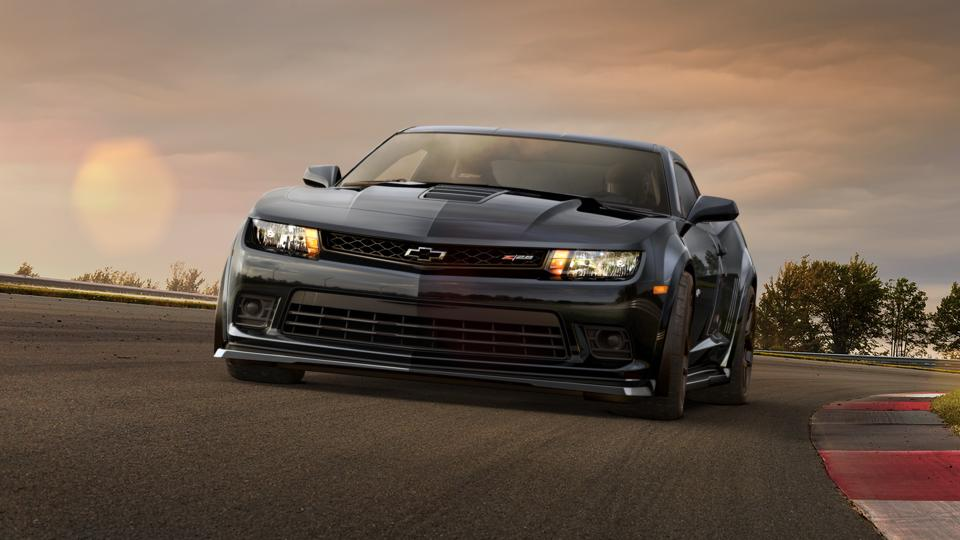 2015 Chevrolet Camaro Vehicle Photo in Warrensville Heights, OH 44128