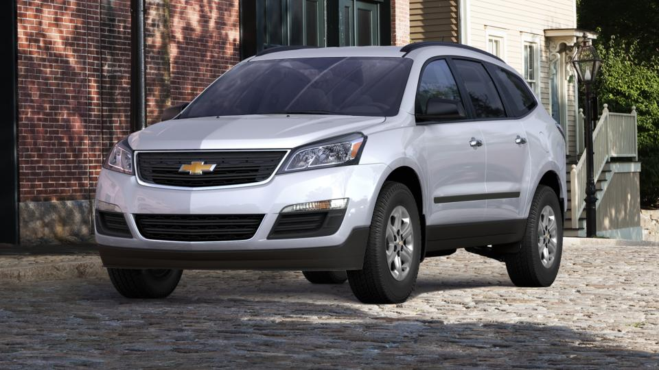 2015 Chevrolet Traverse Vehicle Photo in Van Nuys, CA 91401