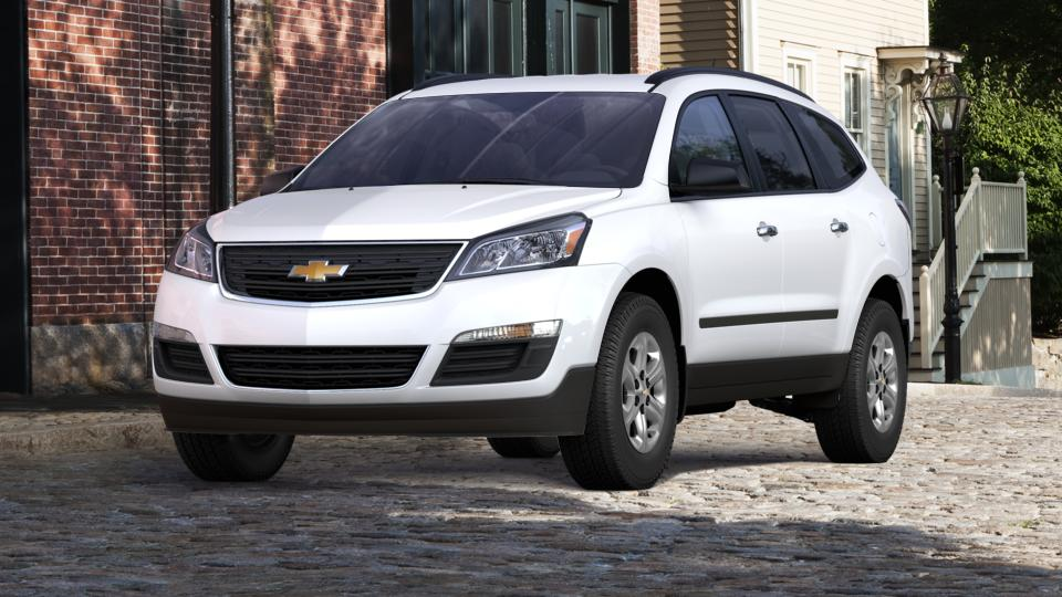 2015 Chevrolet Traverse Vehicle Photo in Warrensville Heights, OH 44128