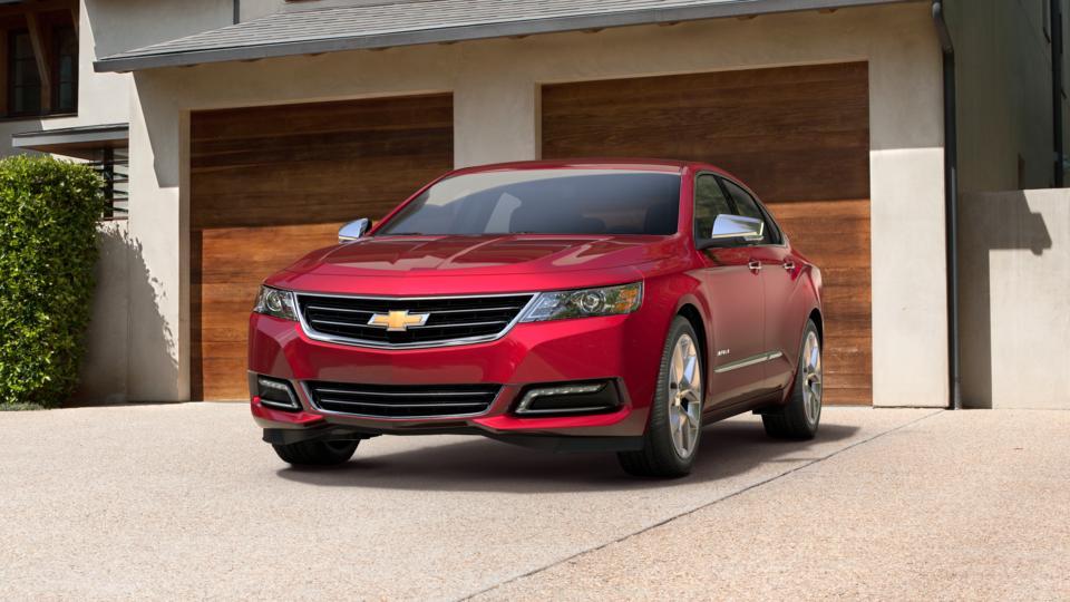 2015 Chevrolet Impala Vehicle Photo in San Leandro, CA 94577