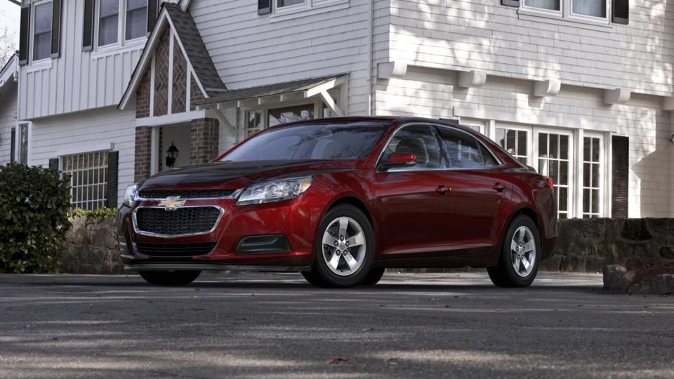 2015 Chevrolet Malibu Vehicle Photo in Plainfield, IL 60586-5132