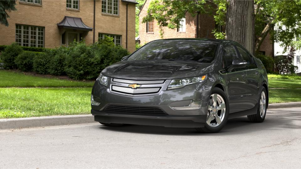 2015 Chevrolet Volt Vehicle Photo in Puyallup, WA 98371