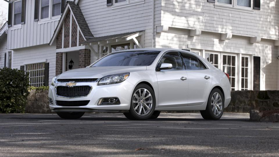 2015 Chevrolet Malibu Vehicle Photo in Fort Worth, TX 76116