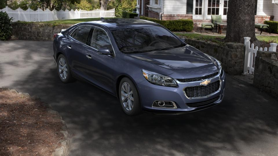 2015 Chevrolet Malibu for sale at Robinson Chevrolet Seaforth ON