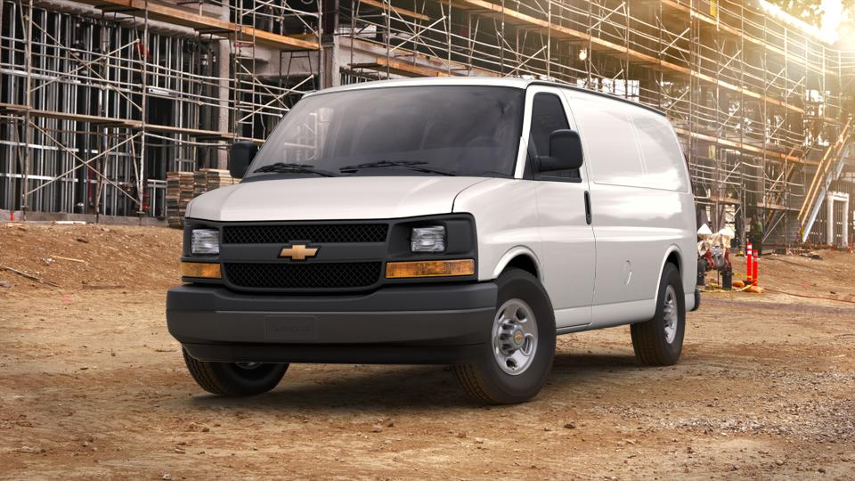 2017 Chevrolet Express Cargo Van Vehicle Photo In Long Island City Ny 11101