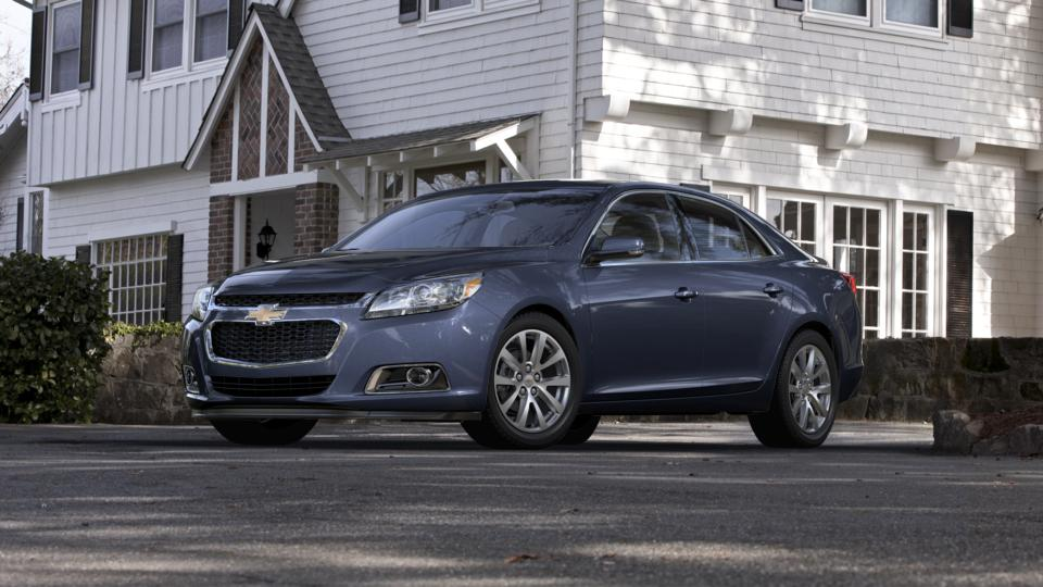 2015 Chevrolet Malibu Vehicle Photo in Salem, VA 24153