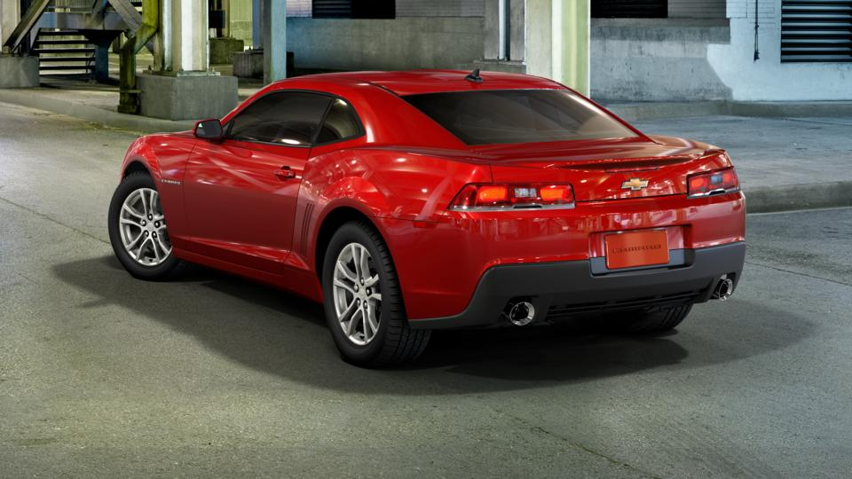 Used Car 2015 Red Hot Chevrolet Camaro Lt For Sale In Wv