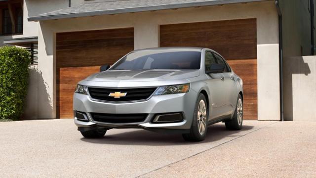 2015 Chevrolet Impala for sale in Jamestown - 2G11Z5SL7F9118309 - Ed