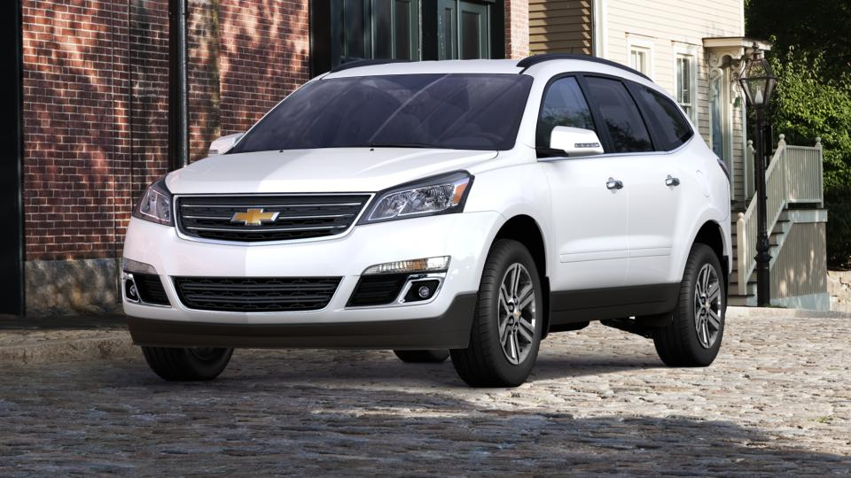 2015 Chevrolet Traverse Vehicle Photo in Freeland, MI 48623